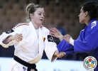 Corina Stefan (ROU) - Grand Slam Abu Dhabi (2015, UAE) - © IJF Media Team, International Judo Federation