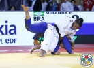 Erika Miranda (BRA) - Grand Slam Abu Dhabi (2015, UAE) - © IJF Media Team, International Judo Federation