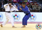 Lasha Shavdatuashvili (GEO),  SaiYinjirigala (CHN) - Grand Slam Abu Dhabi (2015, UAE) - © IJF Media Team, International Judo Federation