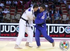 Aleksandar Kukolj (SRB), Krisztian Toth (HUN) - Grand Slam Abu Dhabi (2015, UAE) - © IJF Media Team, International Judo Federation