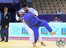 SungMin Kim (KOR) - Grand Slam Abu Dhabi (2015, UAE) - © IJF Media Team, International Judo Federation