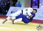 Otgonbaatar Lkhagvasuren (MGL) - Grand Slam Abu Dhabi (2015, UAE) - © IJF Media Team, International Judo Federation
