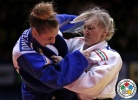 Éva Csernoviczki (HUN), Monica Ungureanu (ROU) - Grand Slam Baku (2015, AZE) - © IJF Media Team, IJF