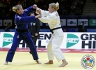 Kayla Harrison (USA), Kerstin Teichert (GER) - Grand Slam Baku (2015, AZE) - © IJF Media Team, International Judo Federation