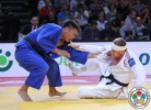 Otgonbaatar Lkhagvasuren (MGL), Axel Clerget (FRA) - Grand Slam Paris (2015, FRA) - © IJF Media Team, International Judo Federation