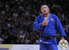 Otgonbaatar Lkhagvasuren (MGL) - Grand Slam Paris (2015, FRA) - © IJF Media Team, International Judo Federation