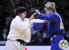 Akari Ogata (JPN), Anamari Velensek (SLO) - Grand Slam Paris (2015, FRA) - © IJF Media Team, International Judo Federation