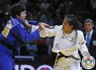 Haruka Tachimoto (JPN), Laura Vargas Koch (GER) - Grand Slam Paris (2015, FRA) - © IJF Media Team, International Judo Federation