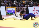 Priscilla Gneto (FRA) - Grand Slam Tokyo (2015, JPN) - © IJF Media Team, International Judo Federation