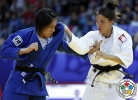 Linda Bolder (NED), Haruka Tachimoto (JPN) - Grand Slam Tyumen (2015, RUS) - © IJF Media Team, International Judo Federation