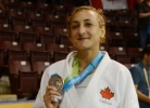 Ecaterina Guica (CAN) - Pan American Games Toronto (2015, CAN) - © Canada Olympic Committee