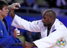 Ryu Shichinohe (JPN), Teddy Riner (FRA) - World Championships Astana (2015, KAZ) - © IJF Media Team, IJF