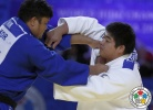 Takeshi Ojitani (JPN), SungMin Kim (KOR) - World Team Championships Astana (2015, KAZ) - © IJF Media Team, International Judo Federation