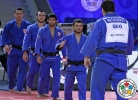 Amiran Papinashvili (GEO), Levani Matiashvili (GEO) - World Team Championships Astana (2015, KAZ) - © IJF Media Team, International Judo Federation