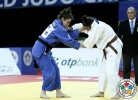 Catalina Schiopu (ROU), Irem Korkmaz (TUR) - Cadet World Championships Sarajevo (2015, BIH) - © IJF Media Team, International Judo Federation
