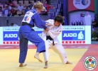 Narantsetseg Ganbaatar (MGL), Amber Gersjes (NED) - World U21 Championships Abu Dhabi (2015, UAE) - © IJF Media Team, International Judo Federation