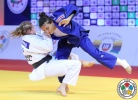 Anais Mosdier (FRA), Daria Bobrikova (RUS) - World Championships Juniors Abu Dhabi (2015, UAE) - © IJF Media Team, International Judo Federation