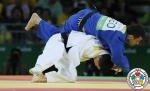 Amiran Papinashvili (GEO) - 2016 Olympic Games day 1 Judo U60kg & U48kg (2016, BRA) - © IJF Media Team, International Judo Federation