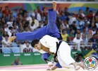 Amiran Papinashvili (GEO) - 2016 Olympic Games day 1 Judo U60kg & U48kg (2016, BRA) - © IJF Tamas Zahonyi, International Judo Federation