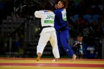 Automne Pavia (FRA) - 2016 Olympic Games day 3 Judo U73kg & U57kg (2016, BRA) - © David Finch, Judophotos.com
