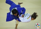 Automne Pavia (FRA), Nekoda Smythe-Davis (GBR) - 2016 Olympic Games day 3 Judo U73kg & U57kg (2016, BRA) - © IJF Media Team, International Judo Federation