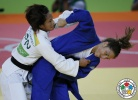 Automne Pavia (FRA) - 2016 Olympic Games day 3 Judo U73kg & U57kg (2016, BRA) - © IJF Media Team, International Judo Federation