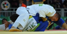 Varlam Liparteliani (GEO) - 2016 Olympic Games day 5 Judo U90kg & U70kg (2016, BRA) - © IJF Media Team, International Judo Federation