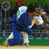 Haruka Tachimoto (JPN), Kim Polling (NED) - 2016 Olympic Games day 5 Judo U90kg & U70kg (2016, BRA) - © IJF Media Team, International Judo Federation