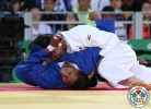 Haruka Tachimoto (JPN), Yuri Alvear (COL) - 2016 Olympic Games day 5 Judo U90kg & U70kg (2016, BRA) - © IJF Media Team, International Judo Federation