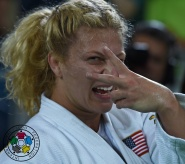 Kayla Harrison (USA) - 2016 Olympic Games day 6 Judo U100kg & U78kg (2016, BRA) - © IJF Media Team, IJF