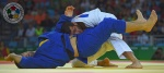 Elmar Gasimov (AZE), Tagir Khaibulaev (RUS) - 2016 Olympic Games day 6 Judo U100kg & U78kg (2016, BRA) - © IJF Media Team, International Judo Federation