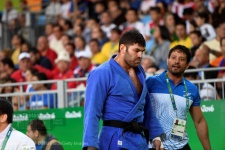 Or Sasson (ISR) - 2016 Olympic Games day 7 Judo O100 & O78kg (2016, BRA) - © David Finch, Judophotos.com