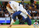 SungMin Kim (KOR) - 2016 Olympic Games day 7 Judo O100 & O78kg (2016, BRA) - © IJF Media Team, International Judo Federation
