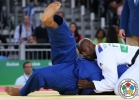 Teddy Riner (FRA) - 2016 Olympic Games day 7 Judo O100 & O78kg (2016, BRA) - © IJF Media Team, International Judo Federation