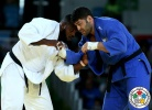 Or Sasson (ISR), Alex Garcia Mendoza (CUB) - 2016 Olympic Games day 7 Judo O100 & O78kg (2016, BRA) - © IJF Media Team, International Judo Federation