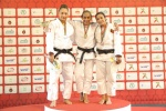 Assmaa Niang (MAR), Chantal Wright (USA), Sanaa Mandar (MAR), Marta Tort (ESP) - African Open Casablanca (2016, MAR) - © African Judo Union