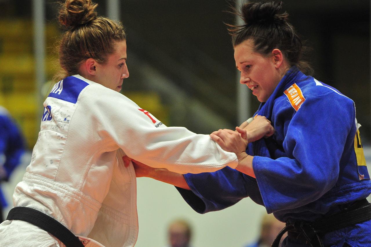 Floortje stoop judoka judoinside for Stoop eindhoven