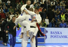European Club Championships men Belgrade (2016, SRB) - © Serbian Judo Federation