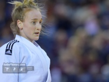 Lucy Renshall (GBR) - European Open Glasgow (2016, SCO) - © David Finch, Judophotos.com
