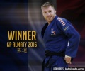 Axel Clerget (FRA) - Grand Prix Almaty (2016, KAZ) - © JudoHeroes