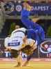 Majlinda Kelmendi (KOS) - Grand Prix Budapest (2016, HUN) - © IJF Media Team, International Judo Federation