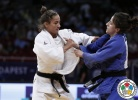 Majlinda Kelmendi (KOS), Distria Krasniqi (KOS) - Grand Prix Budapest (2016, HUN) - © IJF Media Team, International Judo Federation