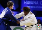 Lucie Louette (FRA), Idalys Ortiz (CUB) - Grand Prix Havana (2016, CUB) - © IJF Media Team, International Judo Federation