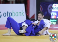 Jae-Bum Kim (KOR) - Grand Prix Samsun (2016, TUR) - © IJF Media Team, International Judo Federation