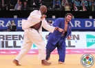 Levani Matiashvili (GEO), Teddy Riner (FRA) - Grand Prix Samsun (2016, TUR) - © IJF Media Team, International Judo Federation