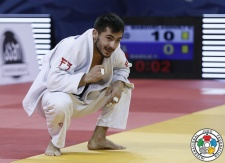 Vazha Margvelashvili (GEO) - Grand Prix Tbilisi (2016, GEO) - © IJF Media Team, International Judo Federation