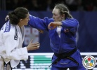 Kathrin Unterwurzacher (AUT), Gemma Howell (GBR) - Grand Prix Tbilisi (2016, GEO) - © IJF Media Team, International Judo Federation
