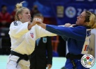 Tena Sikic (CRO), Angelica Delgado (USA) - Grand Prix Zagreb (2016, CRO) - © IJF Media Team, International Judo Federation