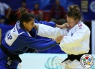 Larisa Florian (AZE), Kelly Edwards (GBR) - Grand Prix Zagreb (2016, CRO) - © IJF Media Team, International Judo Federation