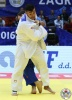 Li Kochman (ISR), Alexander Grigorev (RUS) - Grand Prix Zagreb (2016, CRO) - © IJF Media Team, International Judo Federation